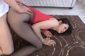 Chinese Mature Stockings Display