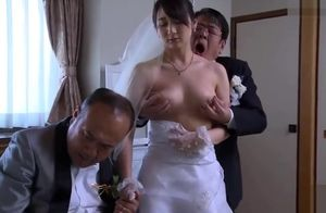 Asian Wifey Get Undressed Clothes By..
