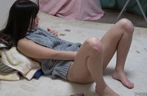 Sarina Kurokawa  jacking with