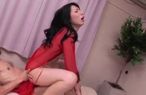 Mature jav  loves it super hot