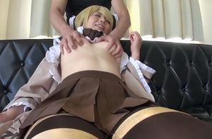 Incredible oriental Yukie having a raw..