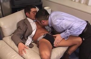 Asian Mature Suit Stud And Manager