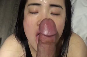 uber-cute asian motel housekeeper..