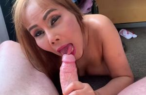 Thai doll including ass fucking