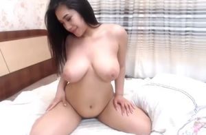 thick breasts japanese little nymph..