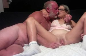 Molten Cougar Makes Out With Spouse..