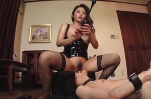 Asian Face-sitting Dominatrix Part 1
