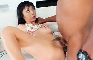Chinese stunner Marica Hase screw firm..